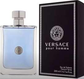 Perfume Versace Pour Homme 200 ML original caballero