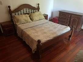 Jgo Dormitorio de Algarrobo