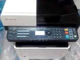 Vendo Impresora multifuncional Kyocera M2040dn/L