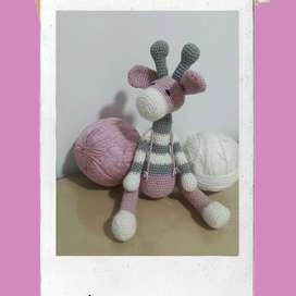 Amigurumi - muñecos tejidos en crochet
