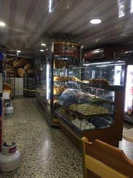 Vendo panadería esquinera excelente ubicación sector comercial