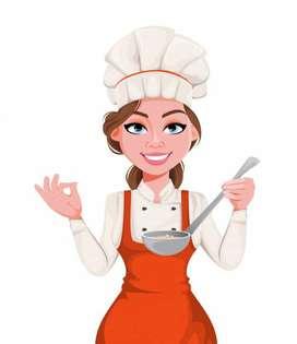 Cocinera con exp. para el cercado de Lima