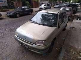 Renault Clio diesel exelente mecanica liquido!!!