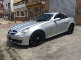 Vendo hermoso mercedes benz slk200 modelo 2009 convertible