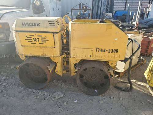 2003 WACKER RT820 TRENCH COMPACTOR FOR PARTS 0