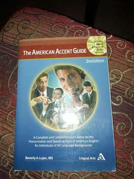 Libro de ingles The american accent guide