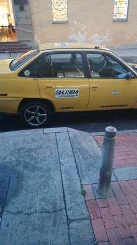 Vendo taxi daewo cielo afiliado a tele taxi