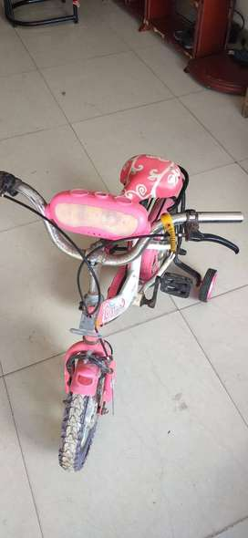 Bicicleta para niña (Usada) Precio negociable