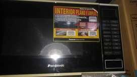Horno microondas Panasonic nn-sf550 inverter 10 de 10 sin ningún defecto