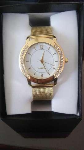 Relojes Importados Marca Geneva de Dama
