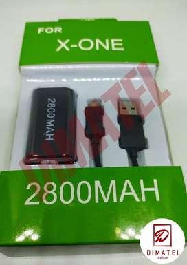 CARGA Y JUEGA XBOX ONE 2800 MAH super oferta¡!¡1