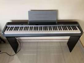 piano electrico, teclado CASIO PRIVIA PX320