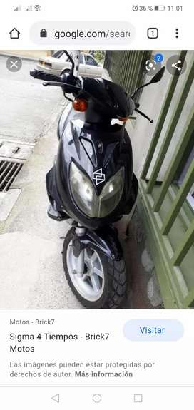 Sigma para pueblo 125cc