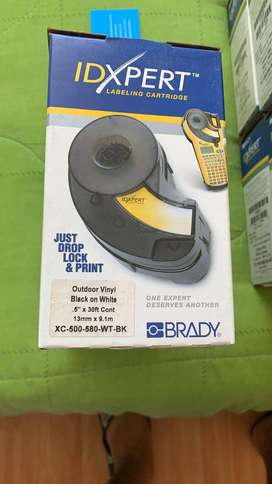 Cartuchos Impresora (Marquillar cabelado) IDXpert BRADY