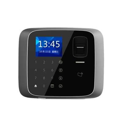 Biométrico  El Control de Acceso Control de Asistencia