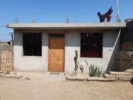 Casa techo propio bien reforsado  113.85 m2  negosiable