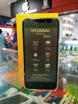 Celular Hyundai E504, 5 Pulgadas, 2200 Mah, 5 Mpx, 1gb/16gb