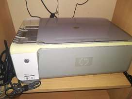 Impresora multifuncion hp C3180