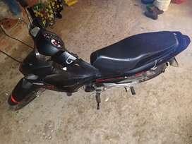 Moto Vivar style 115