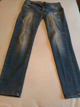 Pantalón Jeans Dama