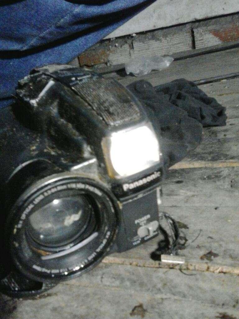 Filmadoradora Panasonic Repuestos 0