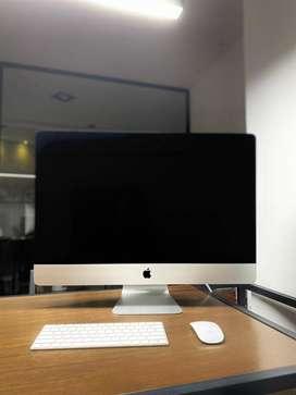 iMac 5k Retina, 27 pulgadas, 3 meses de uso