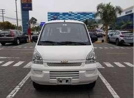 Alquiler de minivan