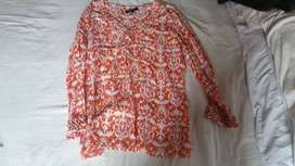Blusa para mujer Jones New york talla L