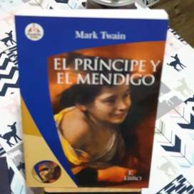 Mark Twain El principe y el mendigo libro + cd