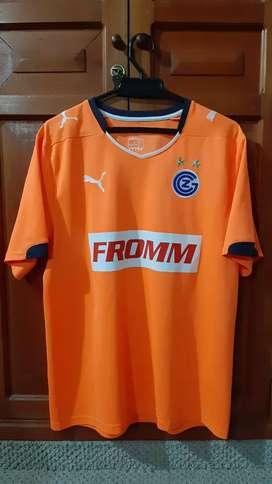 Camiseta Fútbol. FC Grasshoppers Club Zurich (Suiza)