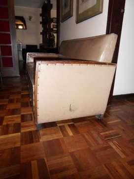 Juego de sala de los años 40 vintage retro antiguo antigua coleccion