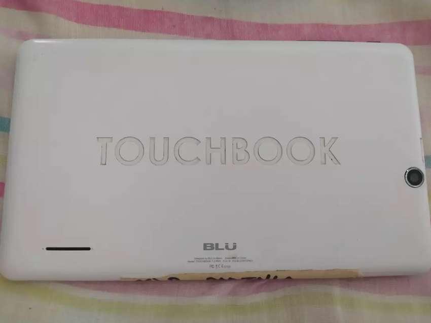 Tablet Blu touchbook para repuesto