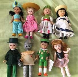 Muñecos Madame Alexander