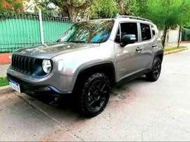 Jeep Renegade Longitud Transmision Automatica. Motor 1.8. 0km