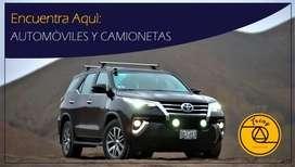 Alquiler de camioneta 4x4 Toyota Hilux 2018 - Renting Triny