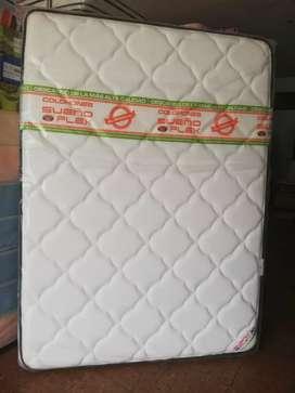 Colchón ortopedico cama doble y semidoble