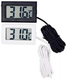 Termometro Mini Digital Lcd Medidor Humedad Temperatura