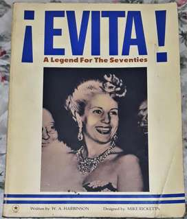 Evita - A Legend For The Seventies - A Star Book 1977