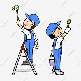 Pintor y plomero trato directo trabajo garantizado