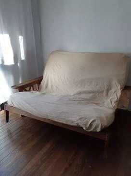 Vendo futon cama de 3 cuerpos!
