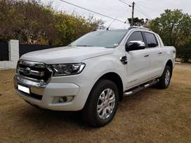 Ford Ranger 4x4 Limited - 2018
