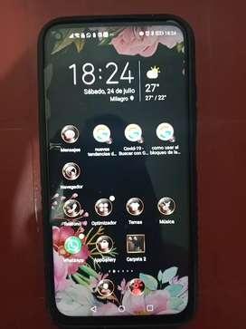 Vendo Excelente Huawei P40 lite flamante