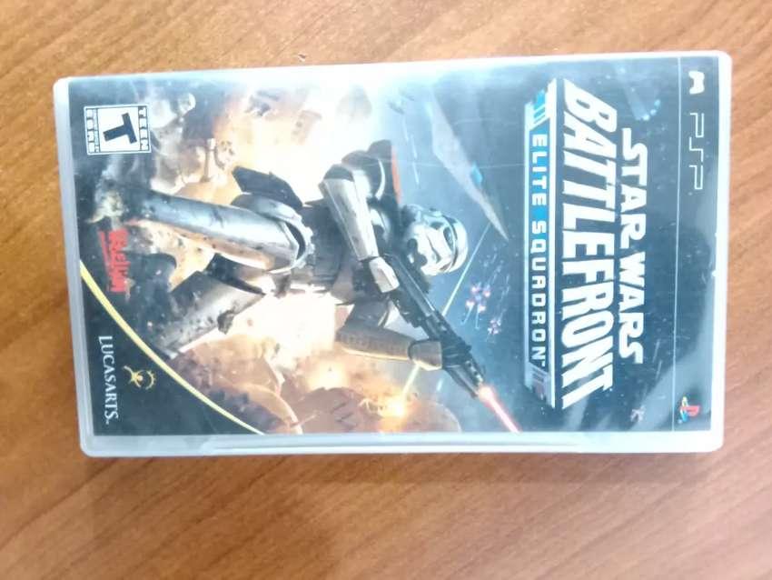 Colección de película para PSP estar wars  Battlefront