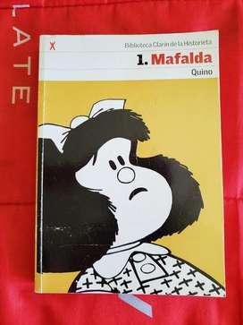 Mafalda Quino Biblioteca Clarin