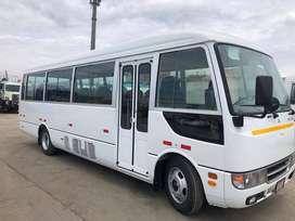 Alquiler máquina seca  y/o Venta de bus 33 pasajeros