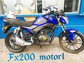 MOTO FX200 -MOTOR1 OFERTA CHIMASA S.A.