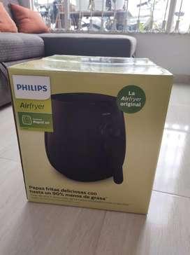 Freidora de aire. Philips rapid air 2,5 lt