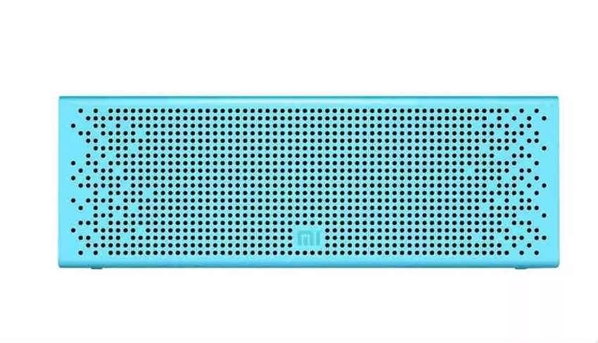 Parlante Xiaomi Speaker Bluetooth Con Entrada Auxiliar 6W 1500mAh Original 0