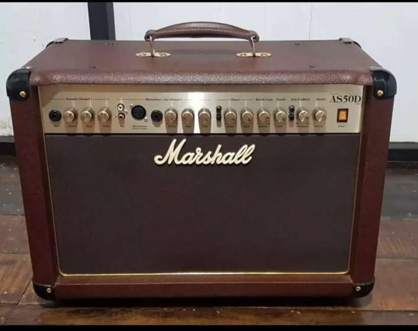 VENDO amplificador MARSHAL EXELENTE ESTADO 0