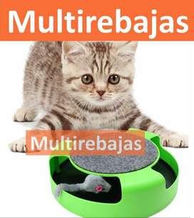 Divertido Juguete Para Mininos Gatos